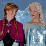 'Frozen' Shines at Oscars, Sisters to Debut in 'Disney Festival of Fantasy Parade' Sunday at Magic Kingdom Park 4