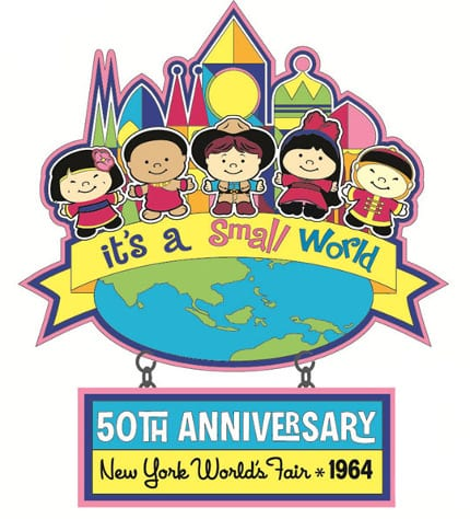 Commemorative 'it's a small world' Merchandise at Disney Parks to Benefit UNICEF 1