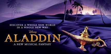 Music from Aladdin The Musical 1