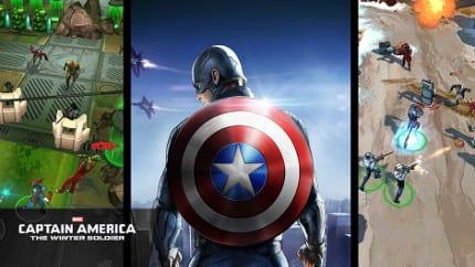 Capt America Game