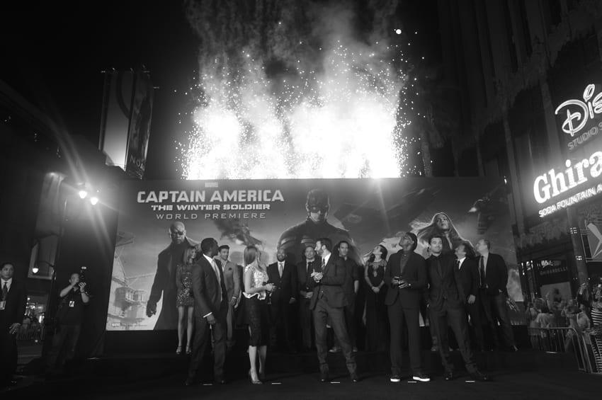 Captain America: The Winter Soldier Premiere  1