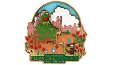 Epcot International Flower & Garden Festival 2014 Muppets
