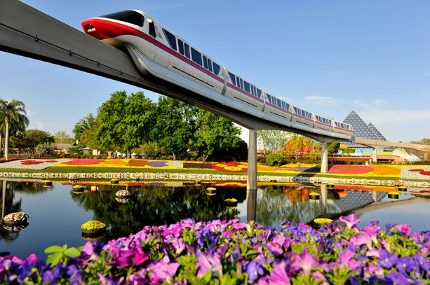 The Walt Disney World Monorail 21