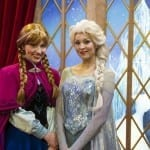 'Frozen' Shines at Oscars, Sisters to Debut in 'Disney Festival of Fantasy Parade' Sunday at Magic Kingdom Park 8
