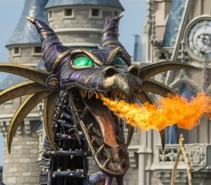 Bringing Maleficent to Life for 'Disney Festival of Fantasy Parade' at Magic Kingdom Park 3