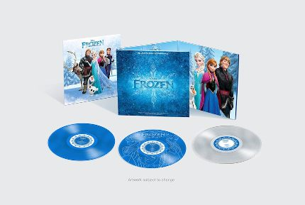 Would You Like To Have The Frozen Soundtrack On Vinyl? 1