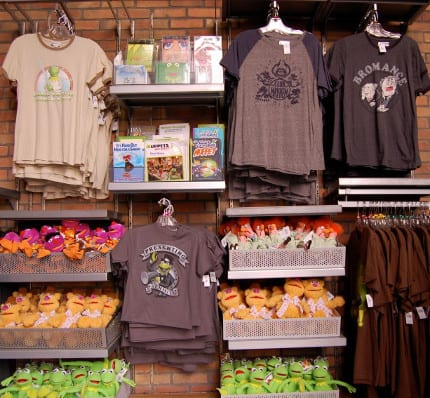 New Muppets Merchandise at Disney Parks 1