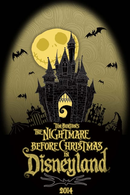 """Nightmare Before Christmas"" Trading Event Coming To Disneyland 3"