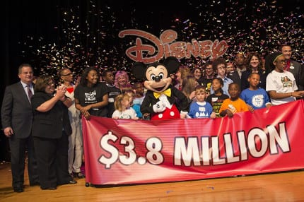 Disney Grants Make Dreams Come True for 85,000 Central Florida Kids 1