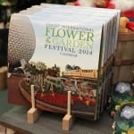 Look Inside Festival Center for 2014 Epcot International Flower & Garden Festival 9