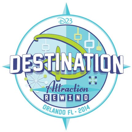 D23 Destination D: Attraction Rewind — Party Like It's 1964! 2
