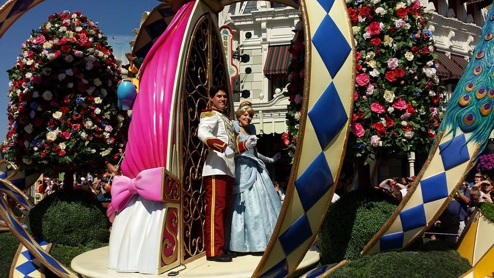Photos from Festival of Fantasy Parade's Debut! 1