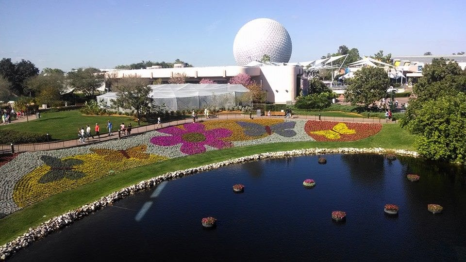 Photos From Epcot's Intl. Flower and Garden Festival, 2014 6