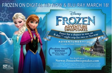 Adventures by Disney is Giving Away A Trip To Norway 1