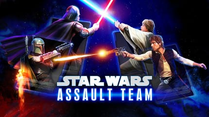 Create an Epic Squad and Take on Imperial Forces in 'Star Wars: Assault Team' 3