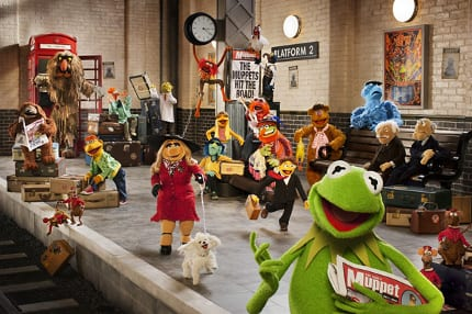 The Story Behind the Story of Muppets Most Wanted 1