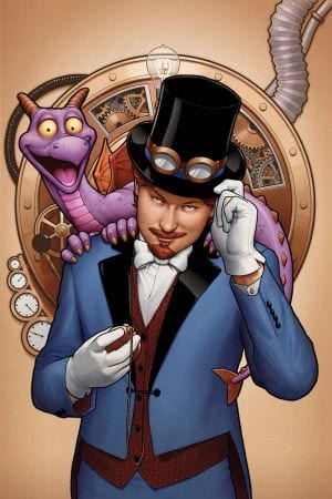 Journey Into Imagination With Figment - New Comic Coming 7