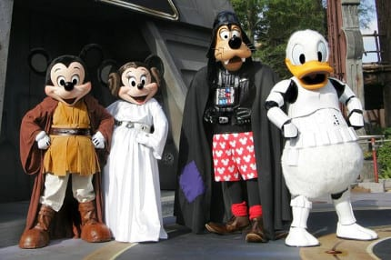 May the Fourth Be With You! Two New Star Wars-Themed Character Dining Experiences May 4-June 15 at Disney's Hollywood Studios 1