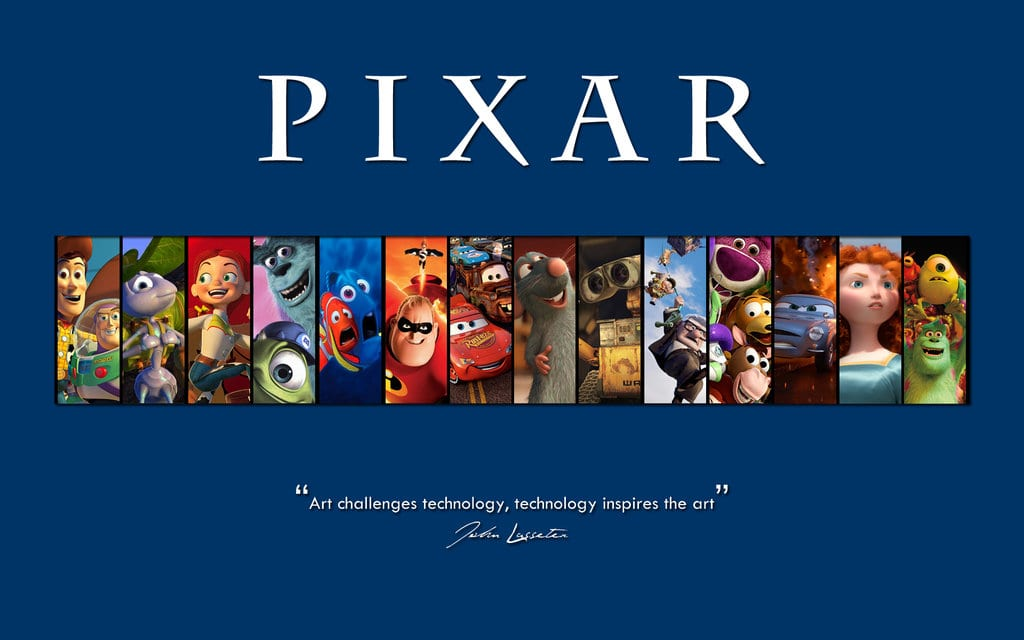 Pixar Theory? What do you think? 1