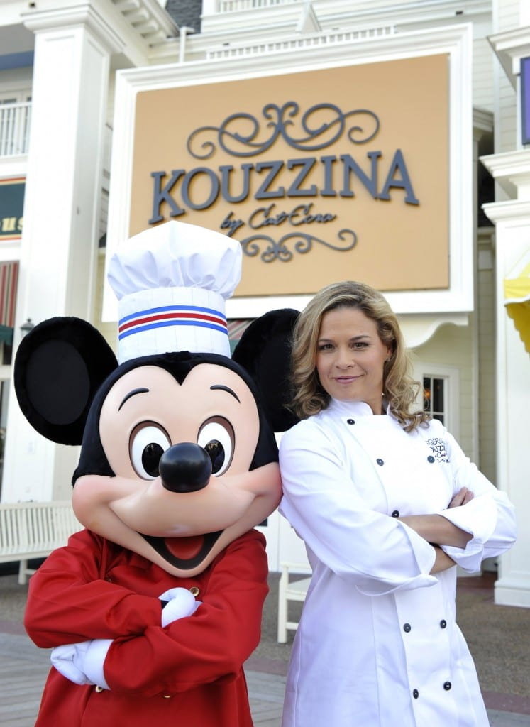 WDW's Kouzzina by Cat Cora closing on September 30, 2014 1