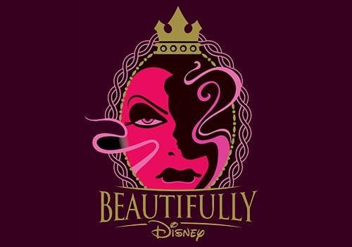 Beautifully Disney Makeup Tutorial: Pop of Minnie Lipstick 1