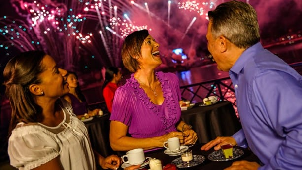 IllumiNations Sparkling Dessert Party Celebrates Sweet Tastes At Epcot 1
