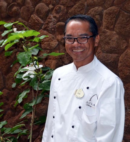 Aulani, a Disney Resort & Spa Features Local Ingredients in Luscious New Desserts at 'AMA 'AMA 3