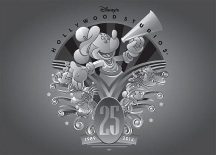 Commemorative Merchandise for 25th Anniversary of Disney's Hollywood Studios Coming May 1, 2014 7