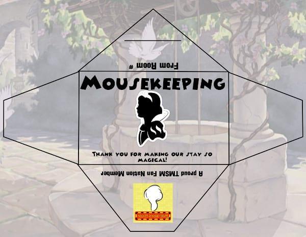 MouseKeepingSnow