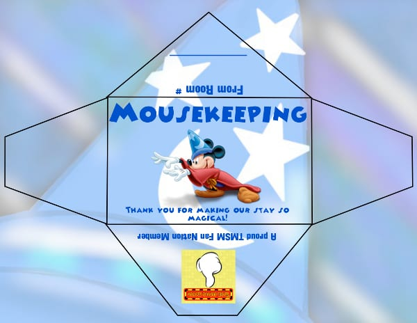 MouseKeepingSorMickey