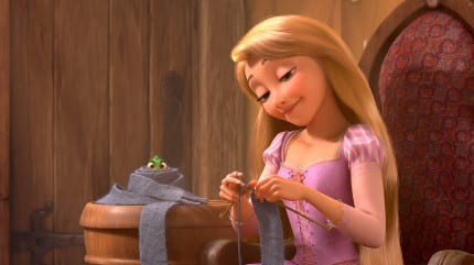 7 Style Lessons from Rapunzel 12