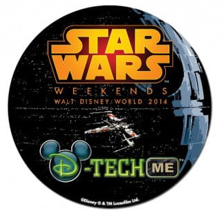 New Options for Star Wars – D-Tech Me Returning to Star Wars Weekends Starting May 16, 2014 1