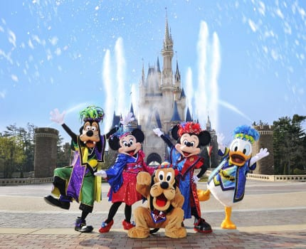 Tokyo Disney Resort Welcomes 600 Millionth Guest 1