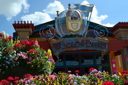 Spring Blooms Bright at Downtown Disney at Walt Disney World Resort 2