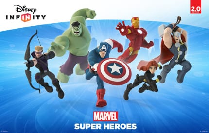 Disney Infinity 2.0 Powers Up With Marvel Super Heroes 6