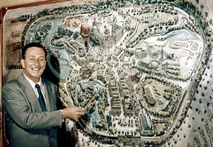 60 Years Ago: Disneyland Starts Journey From Dream to Reality 3