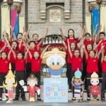 "The World Celebrates ""it's a small world"" 2"