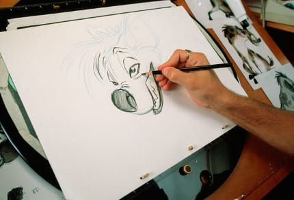 The Magic of Disney Animation 1