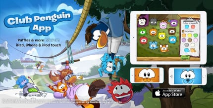 Disney Club Penguin Now Playable on iPhone and iPod Touch 1