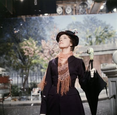 Behind The Scenes Photos: Mary Poppins 1