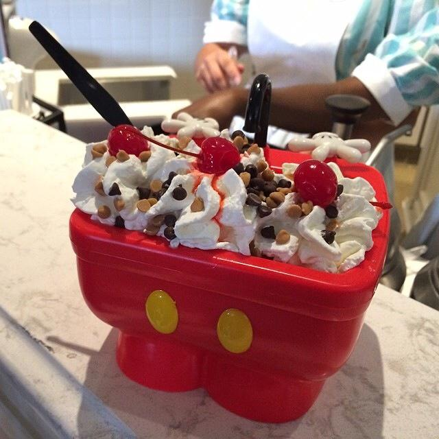 Disney Kitchen Sink Magic Kingdom