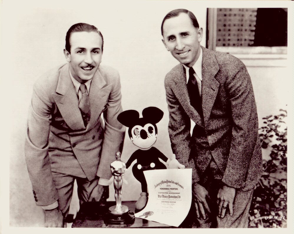 Roy Disney ~ More than just Walt's Brother! 20