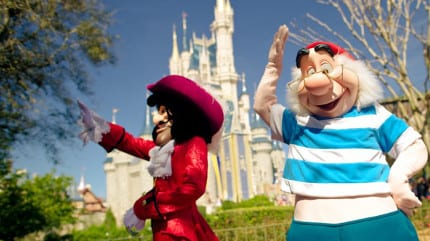 Rock Your Disney Side With Special Entertainment at Magic Kingdom Park 3