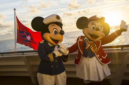 Five Types of Cruisers You Meet on Every Disney Ship 1