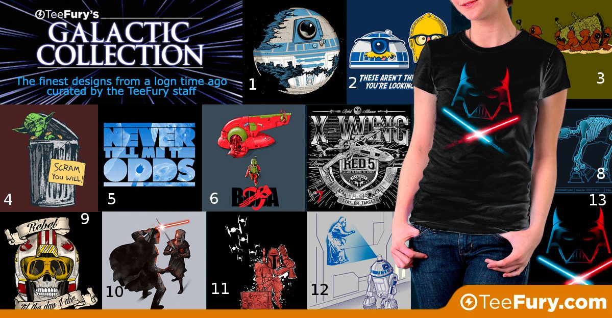 TeeFury and TMSM T-Shirt Giveaway Winners 4