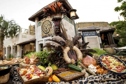 Sneak Peek at First-Ever Nighttime Party at Disney's Animal Kingdom 1