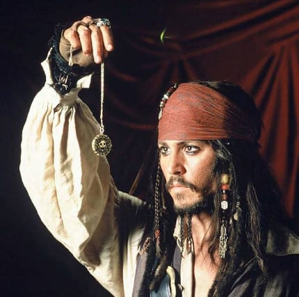 How To Pose, From Captain Jack Sparrow 4