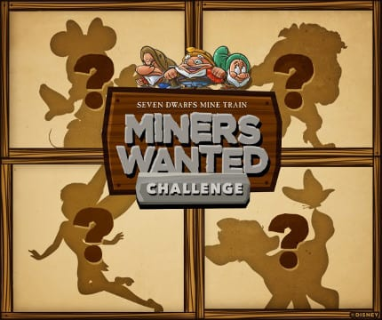 Vote For Your Favorite Disney Character In The #MinersWanted Challenge 1