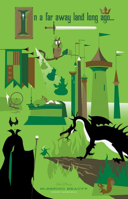 New Wallpaper Available - Maleficent Inspired 8