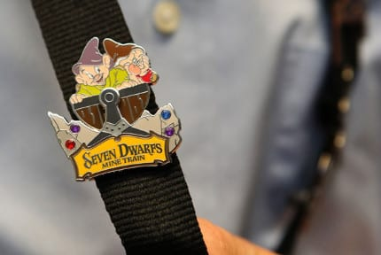 Seven Dwarfs Pin